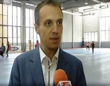 """22 октомври, 2011 година, БНТ: Интервю с Виктор Кирков, изпълнителен директор на """"Спортс Мениджмънт България"""""""