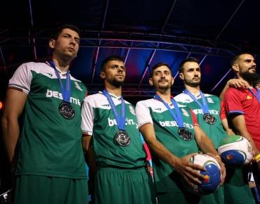 23 юли, 2017 година, БНТ: Отлично представяне на българските отбори на Европейското по стрийт футбол
