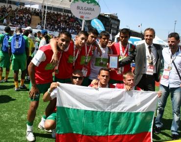 17 октомври, 2012 година, bTV Новините: Български отбор с успехи на първенството за бездомни в Мексико