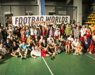 39th IFPA World Footbag Championships 2018