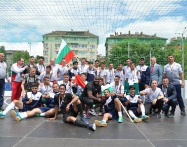 17 август, 2017 година, Sports Management Bulgaria: Най-впечатляващите мигове от Европейския стрийт футбол фестивал в София