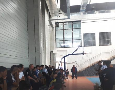 Първи селекционен турнир за Национален тим'2018