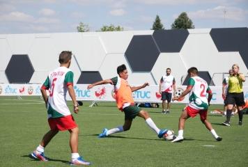 България се класира за четвъртфиналите на Световната купа по футбол SATUC