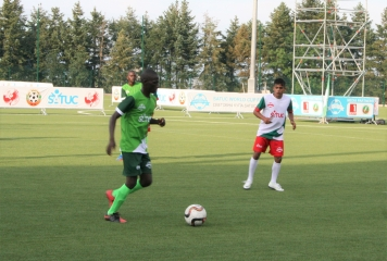 България играе срещу Мароко за бронза на Световната купа по футбол SATUC