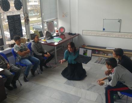 """Веси Маркова, преподавател в """"Център на надеждата"""": Как научаваш някого да се обича?! (втора част)"""
