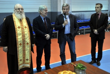 """Валентин Михов стана кръстник на """"Отбор на надеждата"""""""