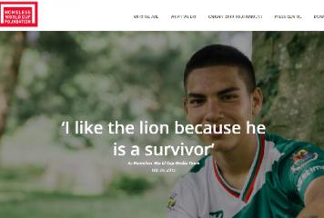 Божидар Костов пред Homeless Wolrd Cup: Харесвам лъва, защото умее да оцелява