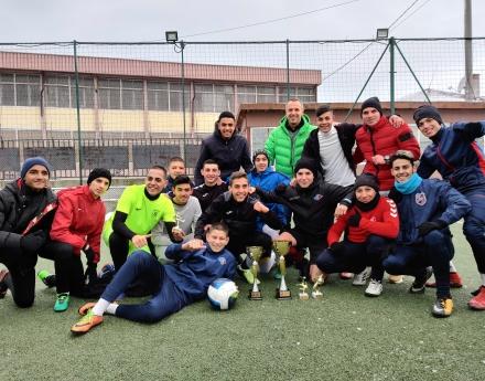 """Играчи от """"Отбор на надеждата"""" организираха благотворителен турнир в кв. """"Факултета"""""""