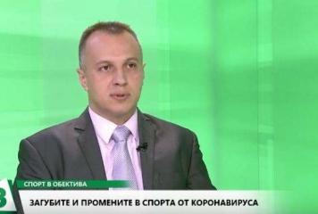 """Д-р Виктор Кирков пред """"Спорт в обектива"""": Фенове са най-потърпевши от липсата на футболни мачове в България"""