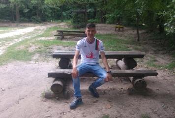 """Ивайло Бурев от """"Отбор на надеждата"""" вдъхнови младежи в турнир срещу зависимостите"""