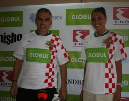 Златка Димитрова и Георги Йорданов – Ламята са посланици на надеждата