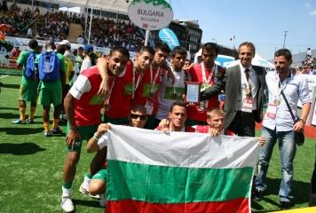 България завърши на 14-о място на Мондиала в Мексико
