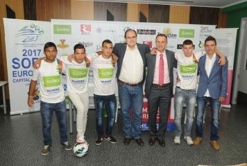 """GLOBUL и """"ЕКО България"""" се включват в турнира """"Играй с националите 2014"""""""