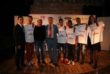 Атанас Пеев от Б.Т.Р. и Тереза Маринова са новите посланици на надеждата