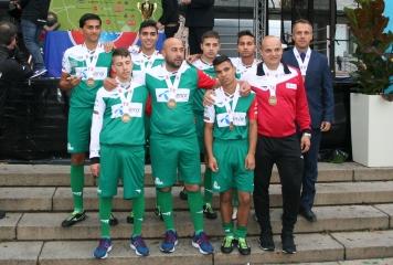 България завърши на 10-то място на световното