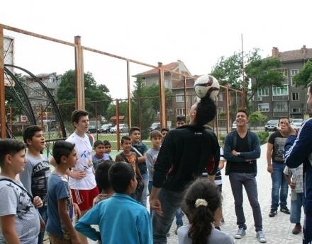 Копенхаген Panna House демонстрира умения в Пловдив