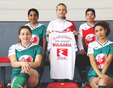 National Street Football Team of Bulgaria 2018