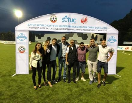 Sports Management Bulgaria благодари на БФС