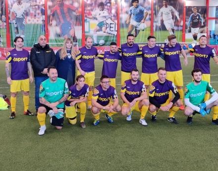 """Играч от """"Отбор на надеждата"""" взе участие в благотворителен турнир на dsport и Дарик"""