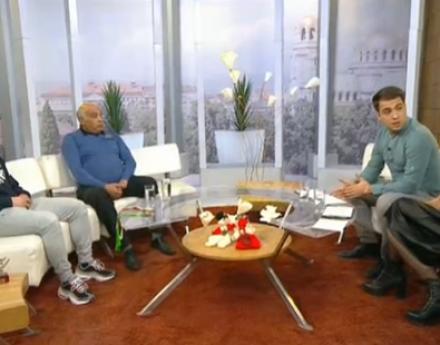 """БНТ, """"Отблизо с Мира"""": От ромската махала до професионалния футбол - Асен Трайков"""