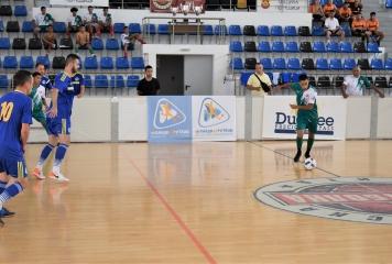 """""""Отбор на надеждата"""" е втори преди последния ден на международния турнир в Перущица"""