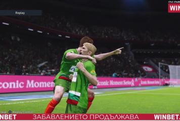 """""""Отбор на надеждата"""" влезе в WINBET е-футбол лига на """"Спортс Мениджмънт България"""""""