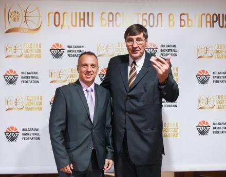 """""""Спортс Мениджмънт България"""" получи висока оценка  за работата си за българския баскетбол през 2020 г."""