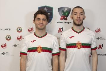 България загря за FIFAe Nations Series с категорична победа над Русия
