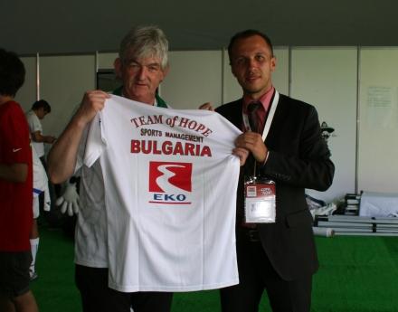 България е постоянен партньор на Homeless World Cup