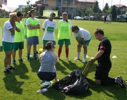 """Треньори на """"Юнайтед"""" подготвят """"Отбор на надеждата"""" за световното"""
