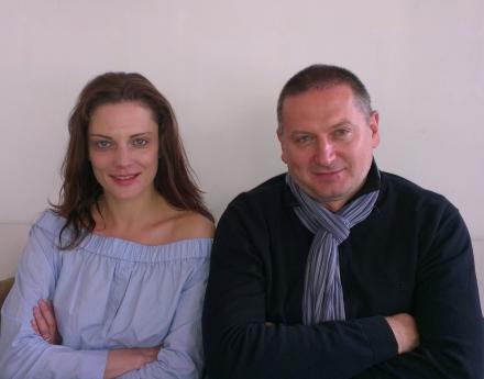 Теодора Духовникова и Георги Господинов станаха посланици на надеждата