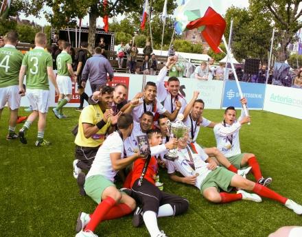 България завърши на 9-то място на световното в Амстердам