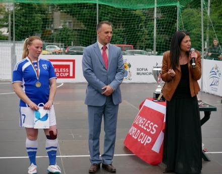 Международен отзвук предизвика Европейският стрийт футбол фестивал в София