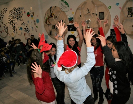 """""""Център на надеждата"""" преобразява живота на деца от """"Факултета"""""""