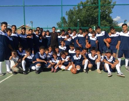 """Над 350 деца и младежи се включиха в проект на """"Спортс Мениджмънт България"""""""