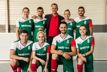 Сребро и бронз за България на европейското по стрийт футбол